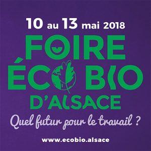 Stand à la foire Eco-Bio de Colmar @ Parc des expositions - Colmar