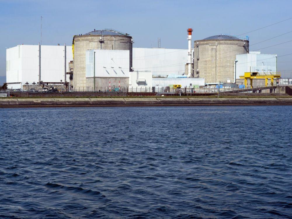 Redémarrage du réacteur n°2