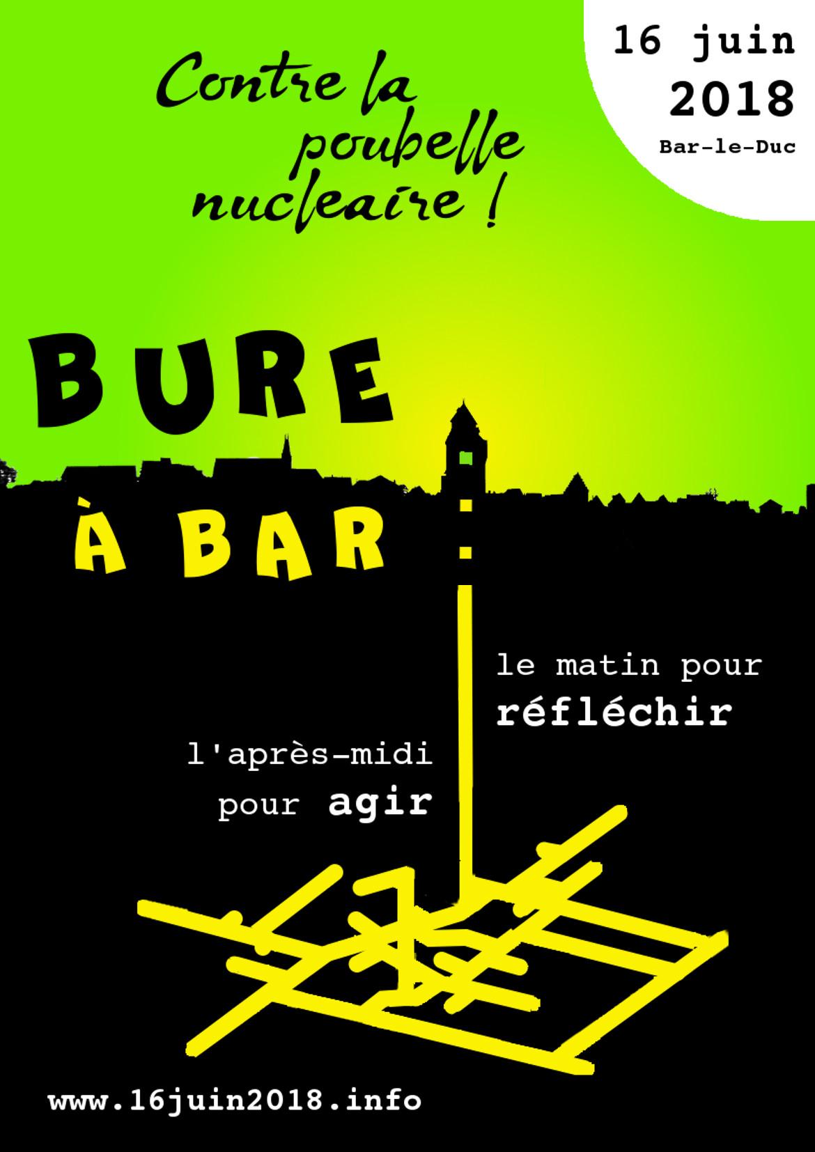 Bure à Bar-Le-Duc – 16 juin 2018