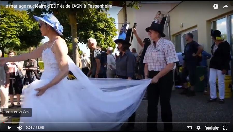 Vidéo : le mariage nucléaire d'EDF et de l'ASN