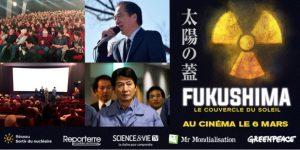 Soirée projection Fukushima Le couvercle du Soleil @ Cinéma St Grégoire de Munster