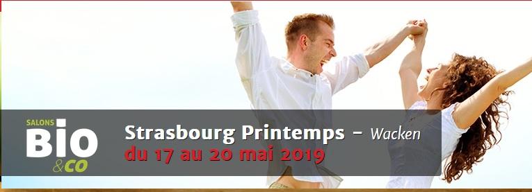 Salon bio&co Strasbourg Printemps