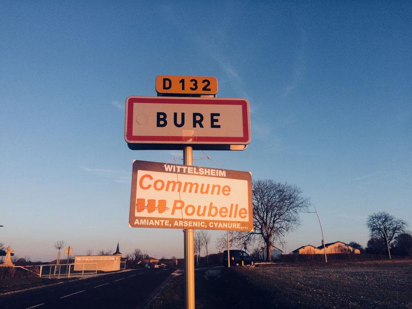 Jumelage de Bure et Wittelsheim : Cigeo et Stocamine, mêmes mensonges, mêmes combats