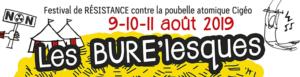 Festival Les Bure'lesques 2019, c'est parti ! @ Hévilliers