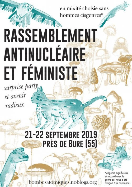 Weekend antinucléaire et féministe