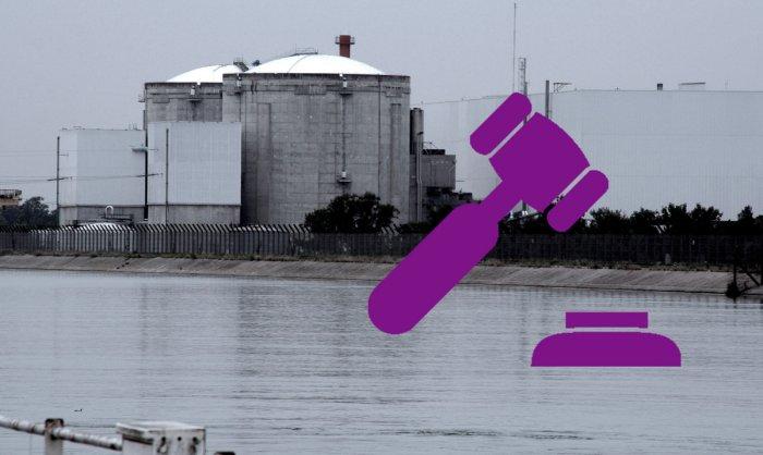 Fuites massives à la centrale nucléaire de Fessenheim : EDF définitivement condamnée en Cour de cassation
